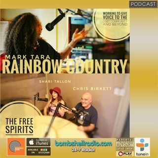 Rainbow Country #195 w/ The Free Spirits