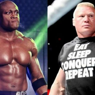 LESNAR VS LASHLEY OFF?! THE ROCK PRAISES NEW TALENT! Wrestling United Spreaker Show