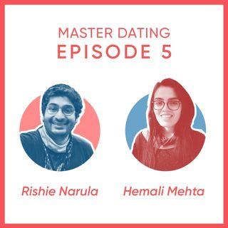 Rishie Narula & Hemali Mehta