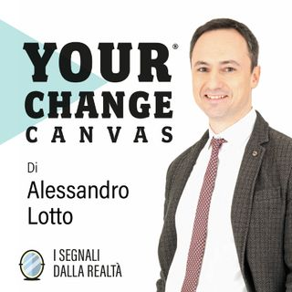 Your Change Canvas • Carta 3A - I segnali dalla realtà