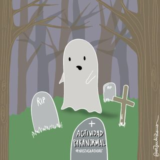 Historias paranormales