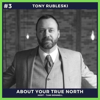 #3 - Tony Rubleski - Speaker - Coach