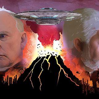 VOLCANIC UFO MYSTERIES - Darcy Weir & Stephen Bassett Interview