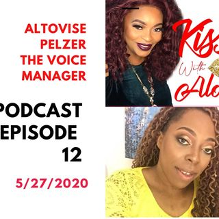 Altovise Pelzer The Voice Manager