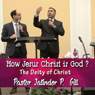 Is Jesus Christ God ?