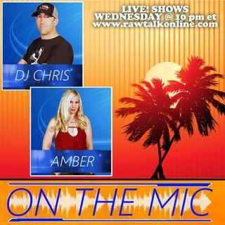 On The Mic with DJ Chris