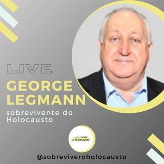 George Legmann: live com o sobrevivente do Holocausto