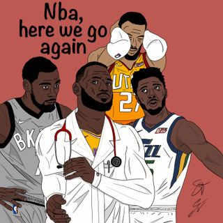 EP71: Nba, here we go again