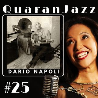 QuaranJazz episode #25 - Interview with Dario Napoli