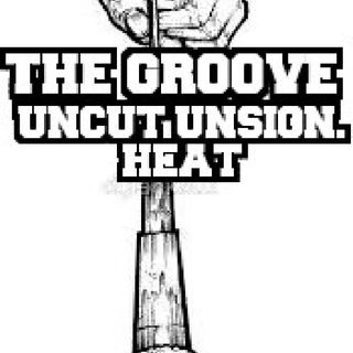 Uncut unsigned heat The Groove. Show