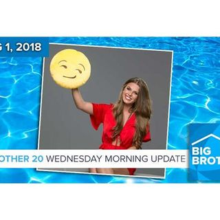BB20 | Wednesday Morning Live Feeds Update Aug 1