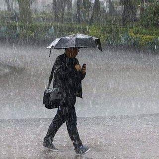 Emiten alerta por lluvias