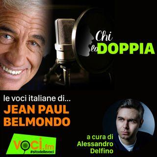 """Clicca PLAY e ascolta """"CHI LO DOPPIA"""" - Le voci italiane di Jean Paul Belmondo"""