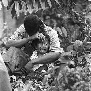 El impacto de la guerra en la niñez