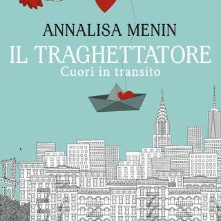 "Annalisa Menin ""Il traghettatore"""