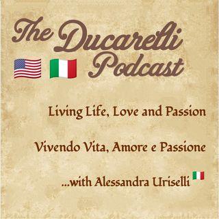 Living Life Love and Passion Vivendo Vita, Amore e Passione Alessandra Uriselli