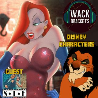 E42 - Disney Cartoon Characters w/Shoot The Flick : A Cloud of Disease