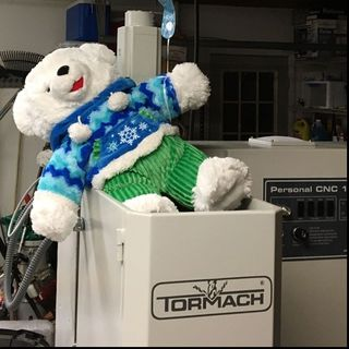 CNCRT 45: Why I Bought A Tormach CNC Milling Machine