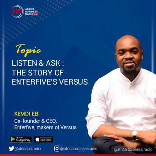 Listen and Ask - The Story of Enter5ive's Versus