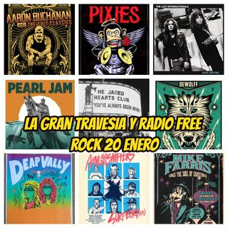 Pixies, Mike Farris, Last Internationale, DeWolff… en La Gran Travesía