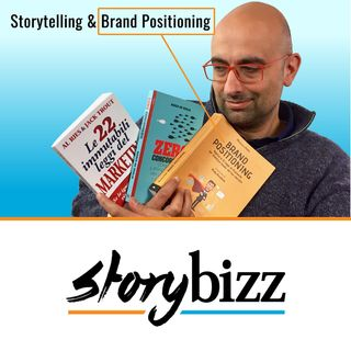 038. Storytelling e Brand Positioning: matrimonio di marketing perfetto? - con Nicola Di Grazia