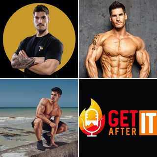 Episode 115 - with Jay Alderton - Healthier, happier, fitter and stronger.