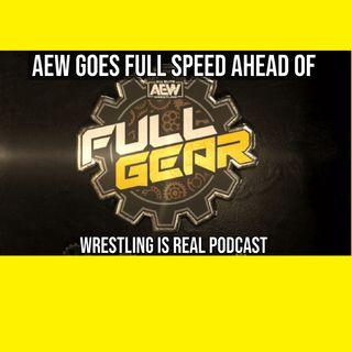 AEW Goes Full Speed Ahead of Full Gear KOP110620-571