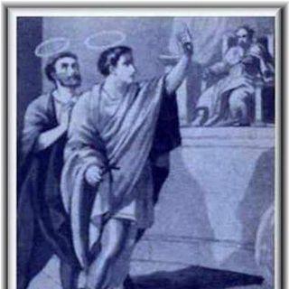 Santos Proto y Jacinto, mártires