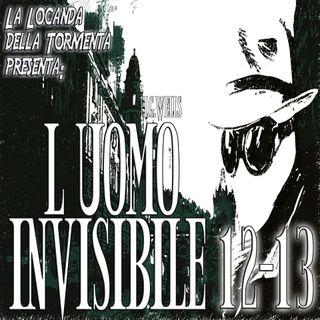Audiolibro L'Uomo Invisibile - Capitolo 12-13 - H.G. Wells
