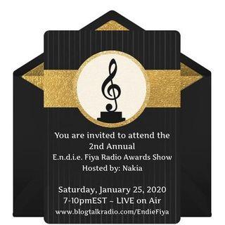 Endie Fiya presents the 2nd Annual Endie Fiya Radio Awards Show (Part 1)