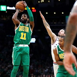 Celtics' Kyrie Irving Draws Inspiration From Family