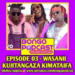 EP 03 - Wasanii Kujitangaza Kimataifa