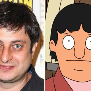 Eugene Mirman Is Gene Belcher From Bobs Burgers