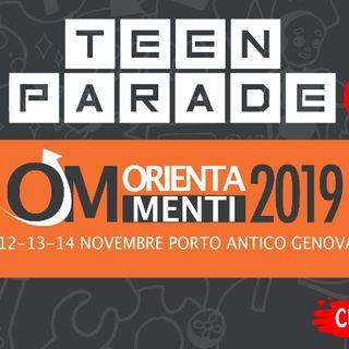 #cremona Cosa vuoi fare da grande? Teen Parade 2019