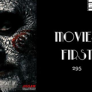 295: Jigsaw - Movies First with Alex First & Chris Coleman