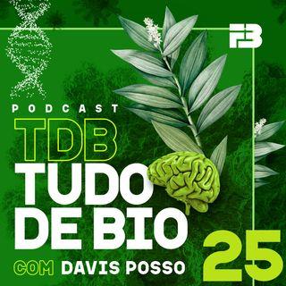 TDB Tudo de Bio 025 - Epigenética