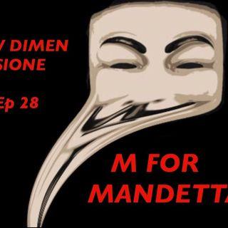 M for Mandetta - V Dimensione - s01e28