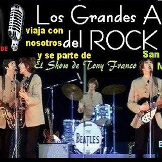 Tributo a LOS BEATLES/Viaje a LAS VEGAS con TONY FRANCO