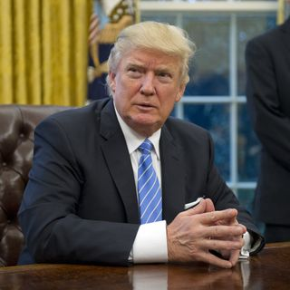 Analyzing Trump's First Month As President
