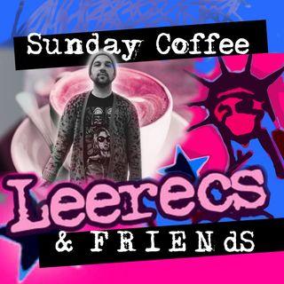 Sunday Coffee with J.R. Corominas 2021-08-01