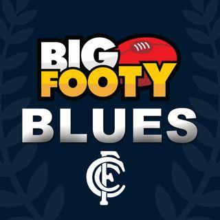 Are You Laughing or Crying?! - BigFooty Blues Podcast 2015 Ep 09