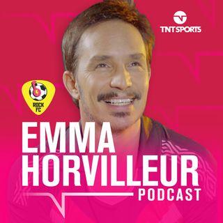 Rock FC: Emmanuel Horvilleur - En la cancha o en las radios, el amor loco por Vélez no se altera