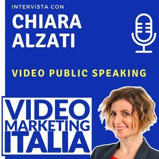 Chiara Alzati - Video Public Speaking - VMI010