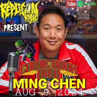 MING CHEN - 8/9/21 REPLICON RADIO
