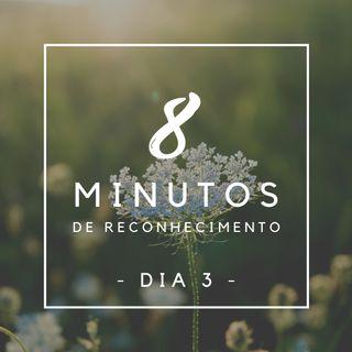 8 Minutos de Reconhecimento - Dia 3