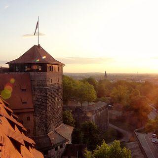 Nuremberg. It's quite lovely.