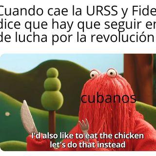 Fracasamos con Cuba