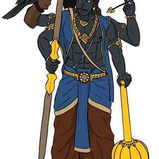 The Story of Shani Dev and Sade Sati (Hindu Astrology)