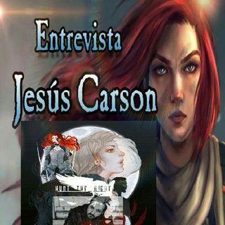Legión Gamer España - Entrevista Jesus Carson