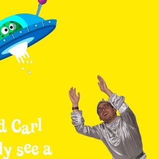 Did Carl really see a UFO?